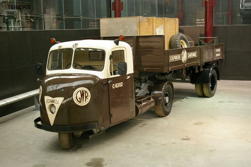 Scammell Mechanical Horse